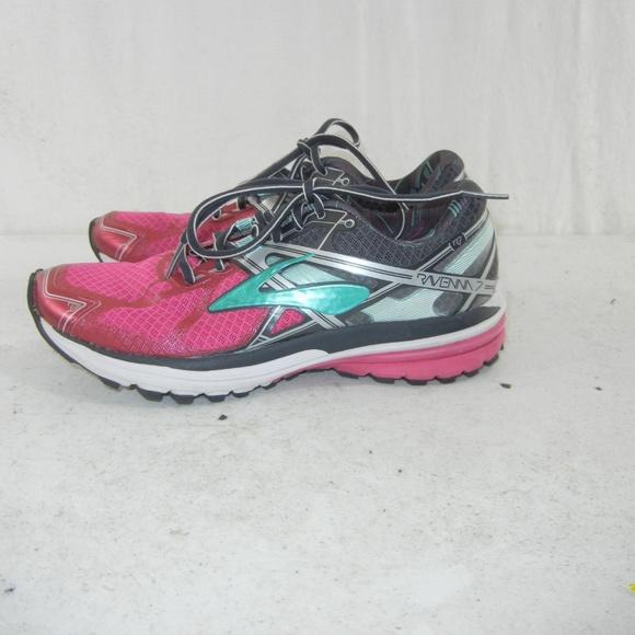 e43a8f31558 Brooks Shoes - Brooks Ravenna 7 Women Road Running Shoe SZ 7.5B